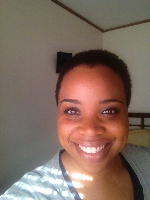 BIG CHOP COMPLETE!!!!